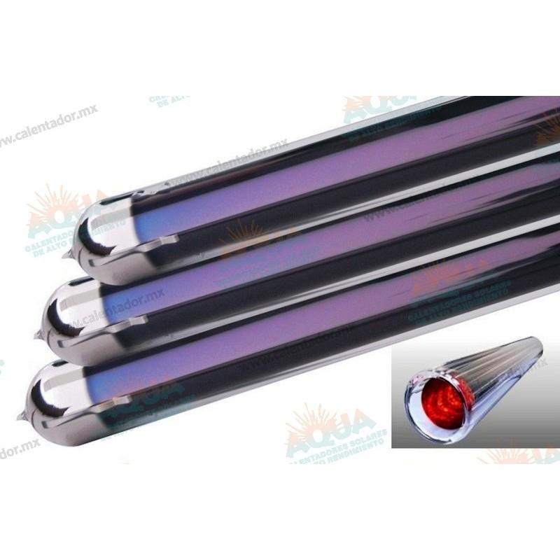 Calentador solar greensolar acero inoxidable 18 tubos - Tubo acero inoxidable ...