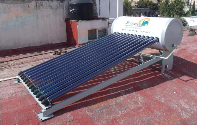 Calentador Solar Doméstico