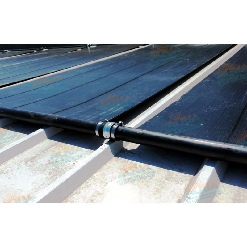 Calentador Solar Para Alberca Paquete Completo