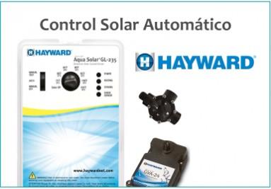 Control Solar Automático para Alberca